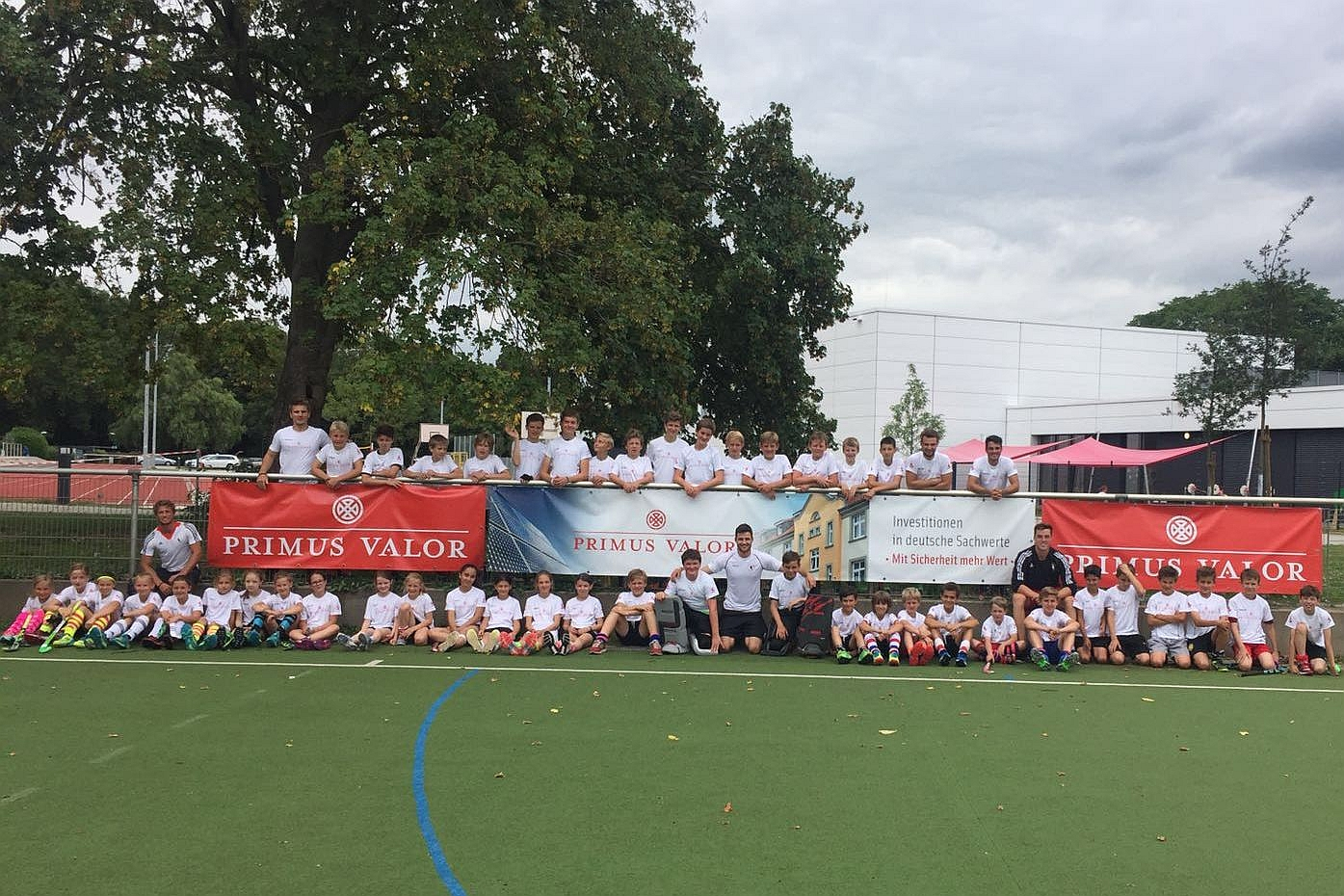 Primus Valor Hockey Camp