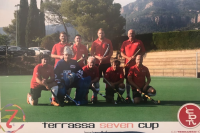 Hockeysöhne Mannheims in Terassa 2018